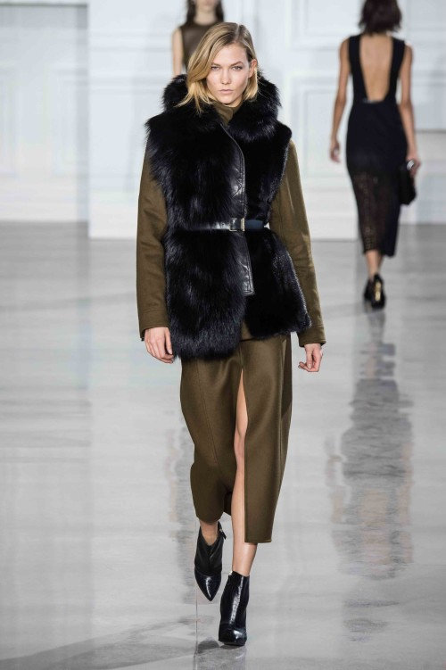 Mercedes-Benz Fashion Week Fall 2015 - Jason Wu - RunwayWhere: New York City, New York, United States When: 13 Feb 2015 Credit: SIPA/WENN.com**Only available for publication in Germany**