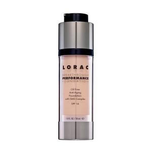 Lorac, Breakthrough Performance Foundation, $36, www.loraccosmetics.com