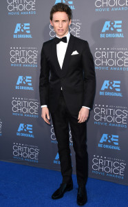 red - eddie redmayne in valentino