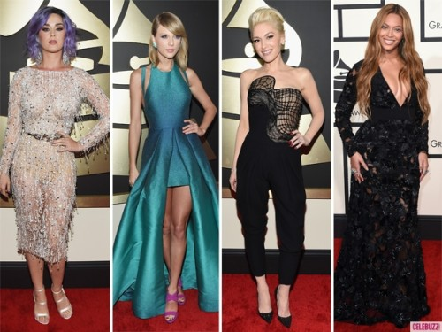 Red Carpet Roundup: 2015 Grammy Awards