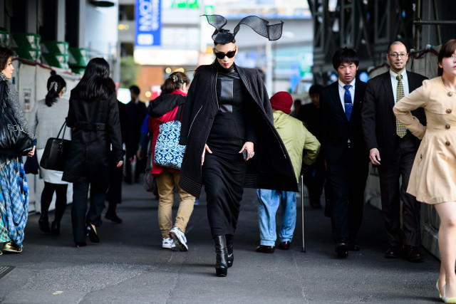 Why Tokyo Wins the Fashion Week Street Style Game