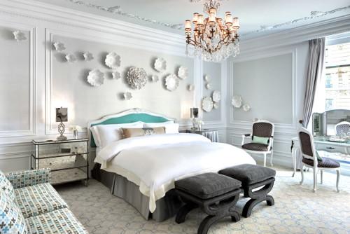 Fabulous Designer Hotel Suites