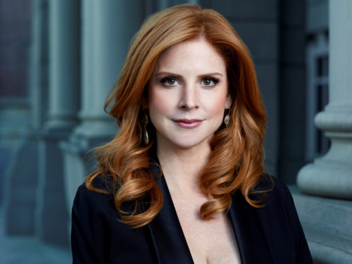 Woman of Style Sarah Rafferty