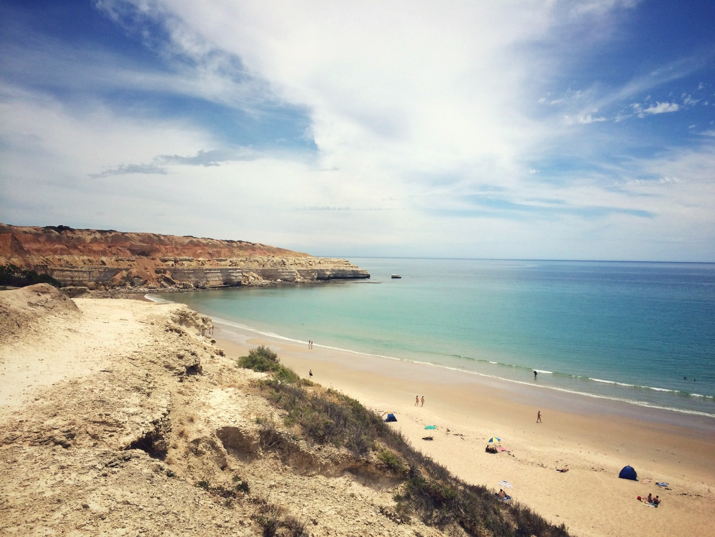 Australia Maslin Beach