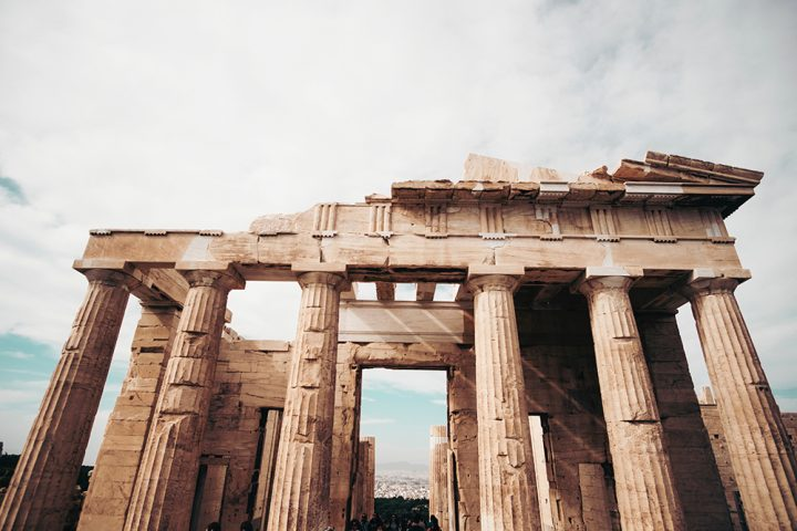 Iconic Itineraries: Greece